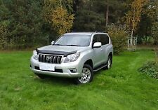 TOYOTA LAND CRUISER PRADO 150 BONNET TRIM PROTECTOR BUG GUARD DEFLECTOR 2010-UP