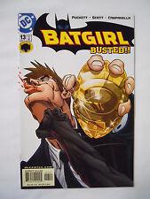 DC Comics Batgirl #13 (2001)-Cassandra Cain