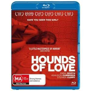 Hounds Of Love Blu-Ray **Region Free**