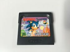 Sonic The Hedgehog SEGA Game Gear PAL Cartridge Only