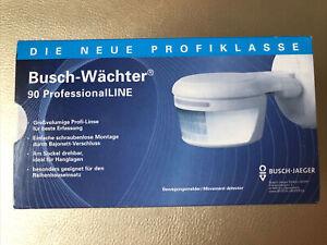 Busch Jaeger 6853AGM-204 Bewegungsmelder Busch-Wächter 90 Professional braun NEU