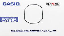 CASIO JUNTA/ BACK SEAL RUBBER, PARA W-215, W-216, F-108