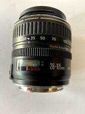 Canon ZOOM 58mm 28-105 1:3.5-4.5 LENS used good condition
