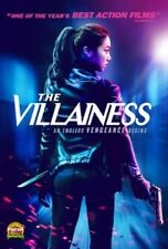 THE VILLAINESS- Hong Kong Kung Fu Martial Arts Action movie - NEW DVD