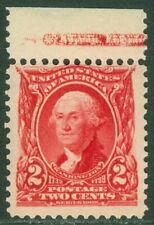 EDW1949SELL : USA 1903 Scott #301 Margin single. Mint NH. PO Fresh. Catalog $37.