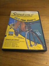 Kinetic Spinervals 23.0 Time Saver I Cycling Dvd