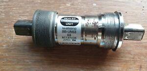 Shimano BB-UN53 (Deore) Bottom Bracket 68 X 118mm. Used