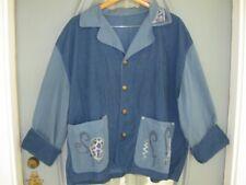 Blue Fish Mason's Jacket, Fall 1997 Osfa