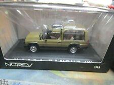 TALBOT Simca Chrysler Rancho SUV 1982 grün green  Norev 1:43