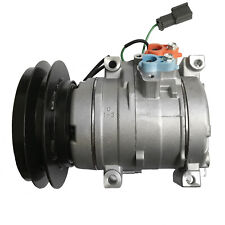 New for Denso A/C Compressor Deere 447220-4053, 4431081, 4436025, 418-S62-3160