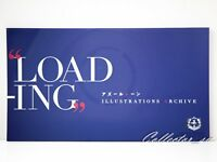 3 - 7 Days | Azur Lane Loading Illustrations Archive Art Book from JP