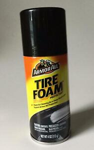 NEW ArmorAll Tire Foam Protectant (4 oz.)
