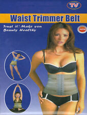 Waist Trimmer Belt, Postpartum Support Body Abdomen Brace Support AS SEEN ON TV