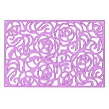 Prima Dies Rose Wall 584962 Craft Die 2015