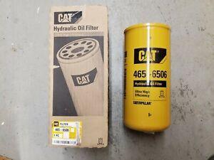 GENUINE OEM CAT 465-6506 HYDRAULIC FILTER USA 🇺🇸 4656506