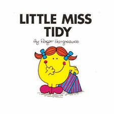 Little Miss Tidy (Little Miss Library), Roger Hargreaves