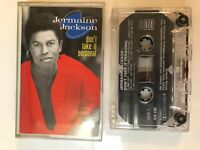 Jermaine Jackson Don't Take It Personal Cassette Tape Album Tested