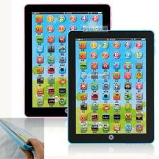 Tablet Pad Computer For Kids Children Gift Learning English Educational Toy T+