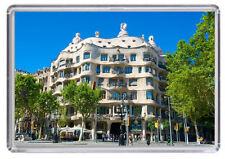 Casa Mila, Barcelona Fridge Magnet