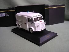 CAMION CITROEN TYPE H HY US ARMY AMBULANCE CROIX ROUGE 1967 1/43 IXO CLC211