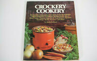Signed by Mable Hoffman Extremely Rare slow-cooker pioneer Crockery Cookery