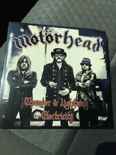 Motorhead Thunder & Lightning Electricity OOP CD Single 2015 Lemmy