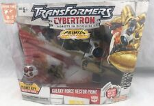 Transformers Cybertron Voyager Class Galaxy Force Vector Prime MISB