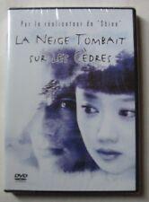 DVD LA NEIGE TOMBAIT SUR LES CEDRES - Ethan HAWKE / James CROMWELL - NEUF