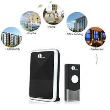 1byone O00QH-0501 Easy Chime 100m Range Wireless Doorbell