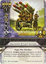1x effulgent boils #034 Warhammer invasion