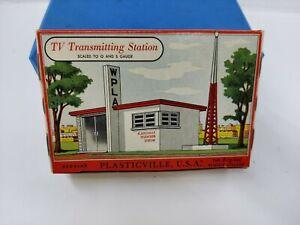 Plasticville TV Transmitting Station