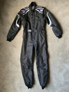 OMP KS3 karting suit size in 160 excellent condition