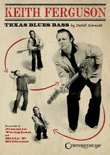 Keith Ferguson Texas Blues Bass Reference Book New 000137719