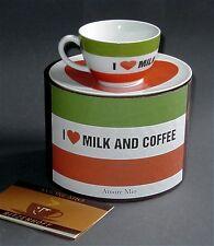 Neu + OvP Ritzenhoff Amore Mio Cappuccino-Tasse BJØRLIN Nr. 1610037