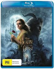 Beauty And The Beast (Blu-ray, 2017) : NEW