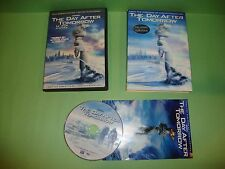 The Day After Tomorrow (DVD, 2005, Full Frame)