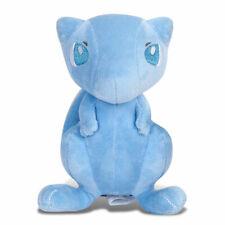 Pokemon Shiny Mew Plush Doll Soft Stuffed Figure Toy 7 Inch Gift