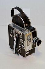 PRICE DROP! Only $600!! RARE PAILLARD BOLEX H16 /3 Lens/Case/Acc./Inst. Book
