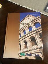 Algebra 1 Textbook Math u See