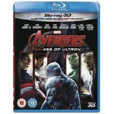 Avengers Age of Ultron 3d BLURAY 2d