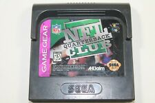 NFL Quarterback Club 95 Sega Game Gear Cartridge