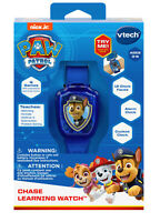 VTech Paw Patrol CHASE Learning Watch Blue Nick Jr. Ages 3-6 NIB Nickelodeon