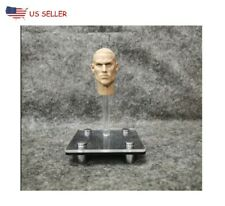 Acrylic Display Stand Bracket Model Fit 1/6 Head sculpt 80x80x6mm Usa