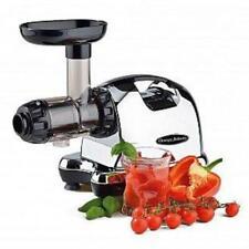 Omega Juicers 8226 Multitalent für Frucht- & Gemüsesäfte, Pürees