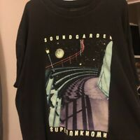Chris Cornell Art Soundgarden Cotton SHort Sleeve Black Men S-4XL T-shirt T1437