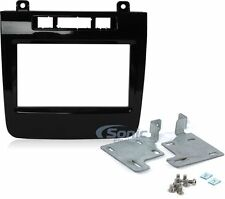 Scosche VW2354DDB Double DIN Install Dash Kit for Select 2010-Up VW Touareg