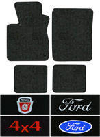 1999-2003 Ford F-150 Floor Mats - 4pc - Cutpile | Fits: Extended Cab