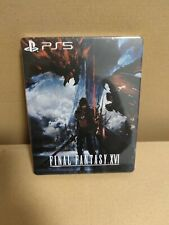 Final Fantasy 16 - Steelbook - Custom - Neu/new - NO GAME -kein Spiel