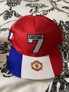 Manchester United Football Cap Eric CANTONA