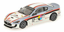 Maserati Granturismo MC GT4 Sperati / La Mazza 1:43 Model 400101212 MINICHAMPS